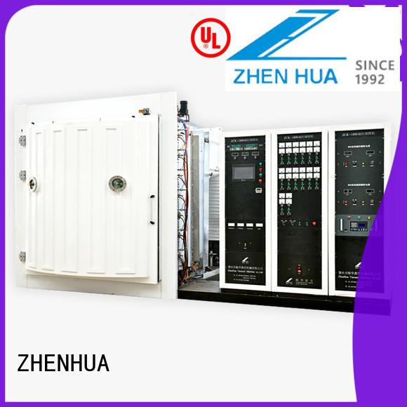super hard optical Magnetron Sputtering Coating machine ZHENHUA Brand