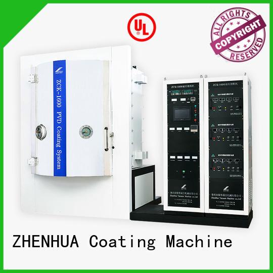 paper coating machine zcl1600 for ceramics ZHENHUA