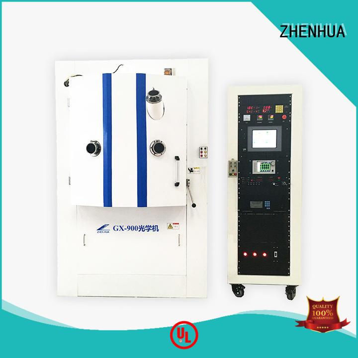 ZHENHUA quality Optical Coating Machine series for spectroscopic film