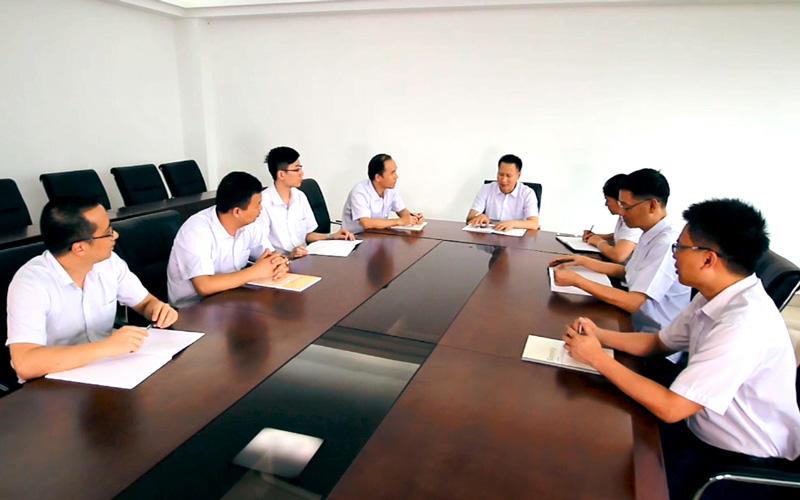 High-level meeting