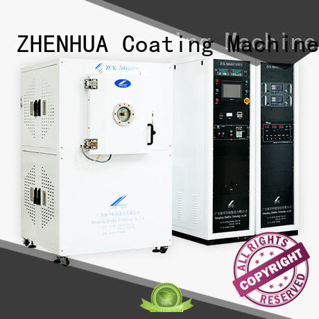 plating magnetron film Experimental Magnetron Copating Machine ZHENHUA manufacture