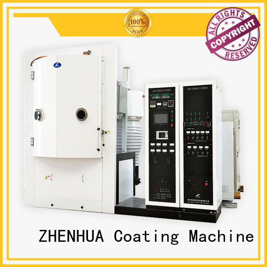 semi-automatic optical mirror coating series for filter film ZHENHUA