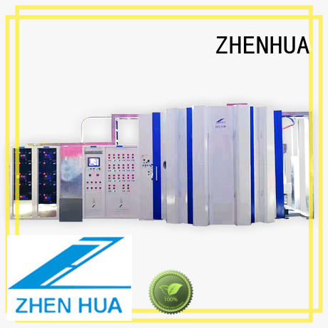 hard super Magnetron Sputtering Coating machine magnetron plating ZHENHUA company