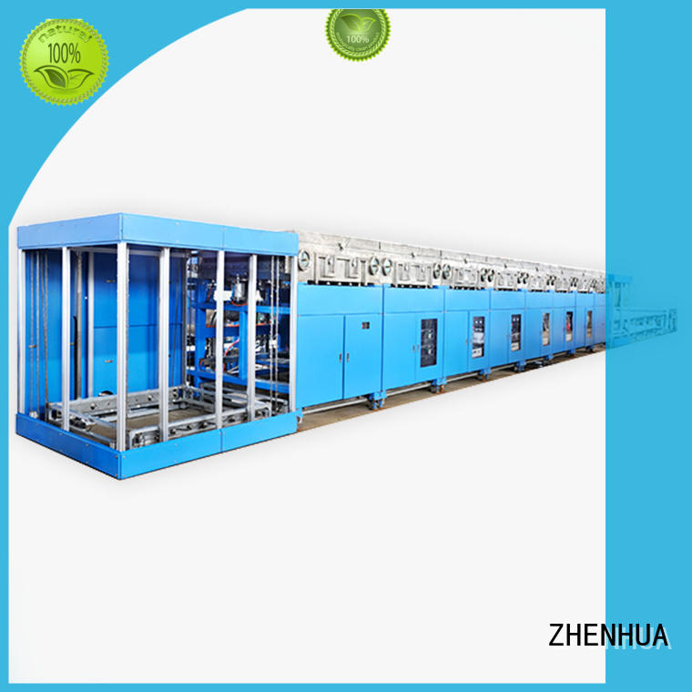 oxidized film nitride film Continuous coating production line  ZHENHUA Brand