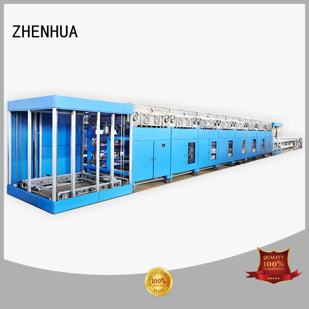 Continuous coating production line silicon film production line continuous ZHENHUA Brand Inline Sputtering System