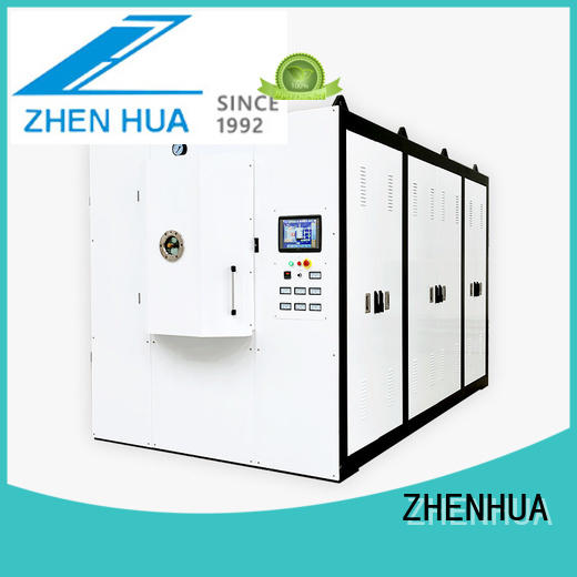 magnetic control optical experimental Magnetron Sputtering Coating machine super ZHENHUA Brand