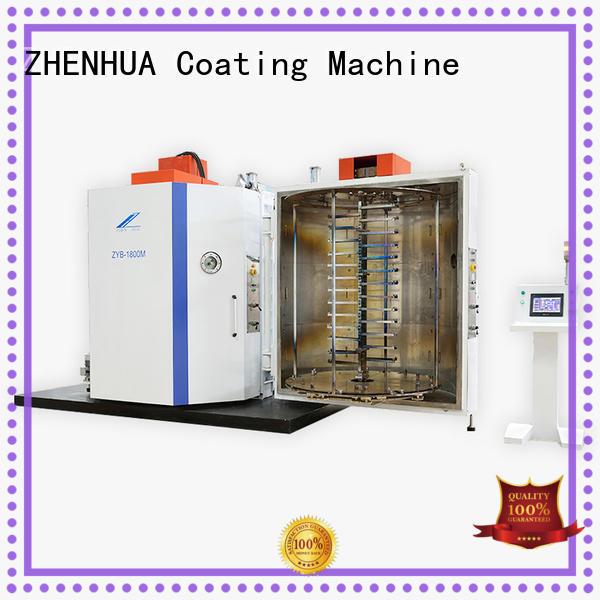 ZHENHUA experimental vacuum coating machine customized for nylon