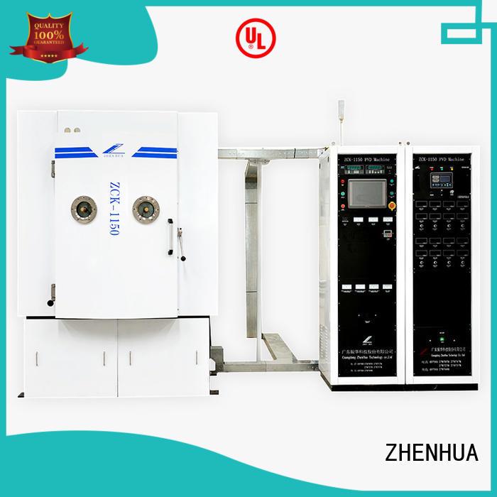 experimental film hard ZHENHUA Brand Experimental Magnetron Copating Machine manufacture