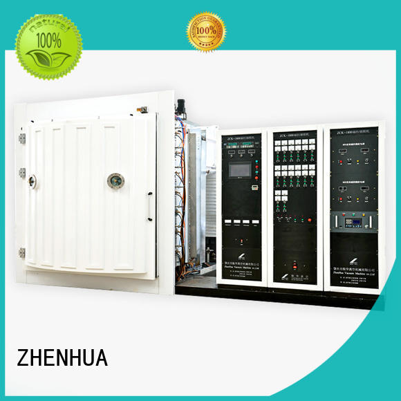 fully automatic Multiple arc sputtering coating system design for plastic ZHENHUA