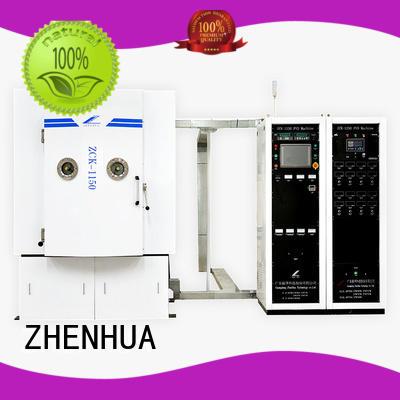 physical vapor deposition coating machine fully automatic for factory ZHENHUA