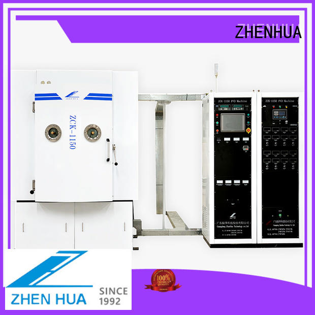 film experimental optical ZHENHUA Brand Experimental Magnetron Copating Machine factory