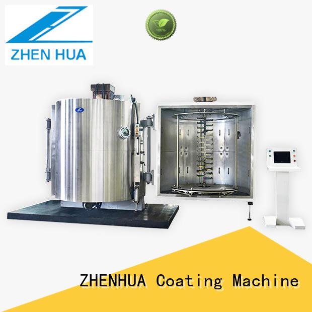 Hot decorative Decorative Film Coating Equipment evaporation autolamp ZHENHUA Brand