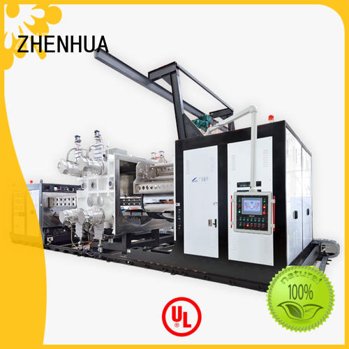 ZHENHUA protective roller coating machine factory for dielectric film