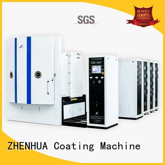 ZHENHUA plating vacuum coating machine zcl1612 for industry