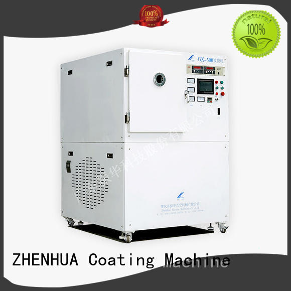 high end equipment decorative ZHENHUA Brand Decorative Film Coating Equipment