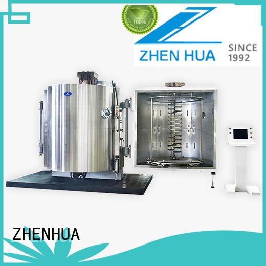 Auto-Lamp Protective Film Coating Equipment equipment autolamp evaporation ZHENHUA Brand