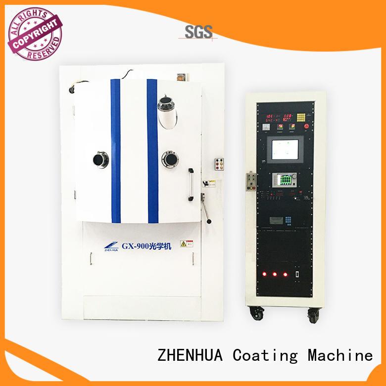 ZHENHUA protective optical coating equipment design for reflection film