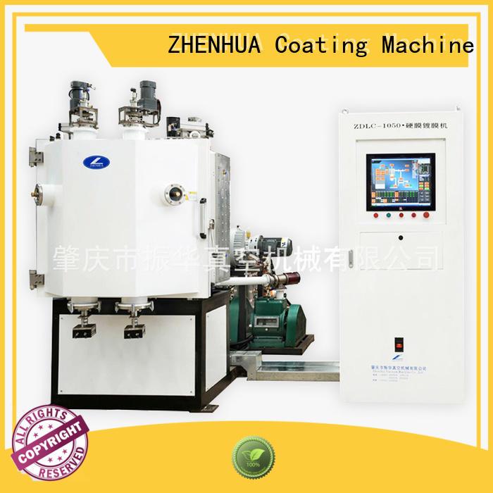 super magnetron Experimental Magnetron Copating Machine ZHENHUA Brand