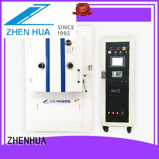 optical thin film coating spectroscopic film short wave pass anti reflection film ZHENHUA Brand