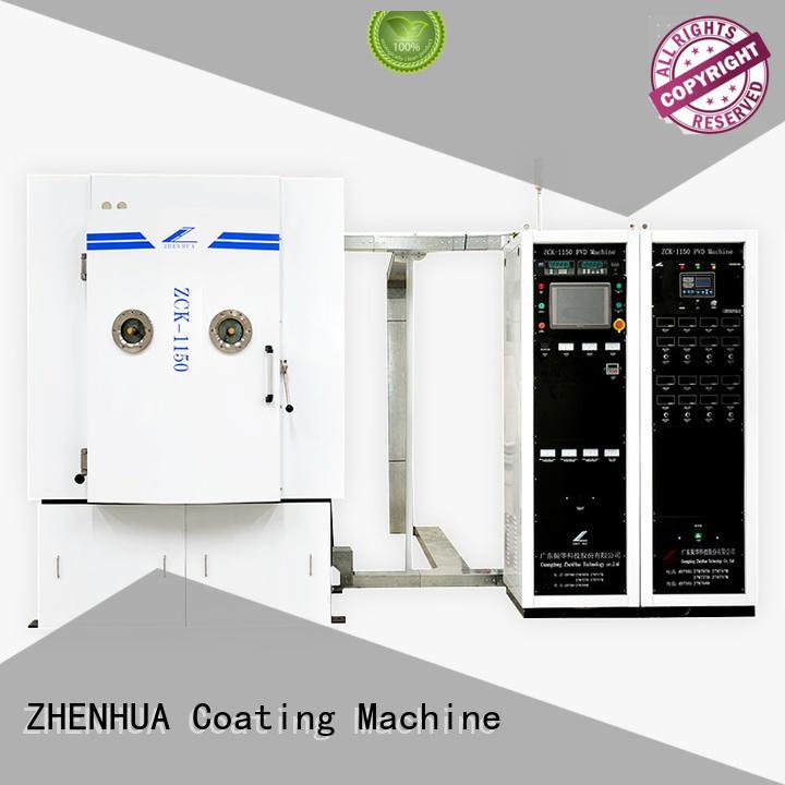 ZHENHUA Brand hard magnetic control film Experimental Magnetron Copating Machine experimental