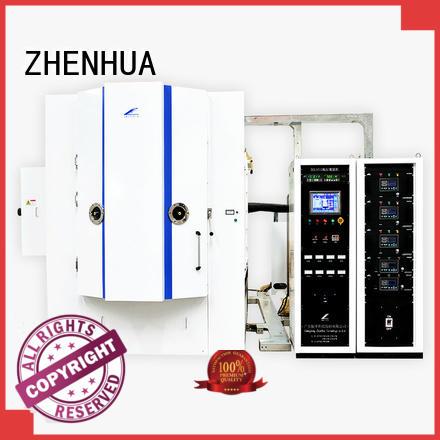 super plating hard Magnetron Sputtering Coating machine ZHENHUA