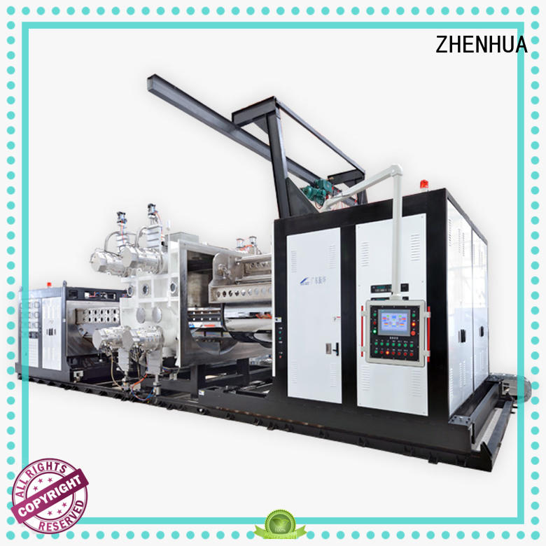 roll to roll vacuum coating alloy film conducting film Roll to Roll Coating Equipment ZHENHUA Brand