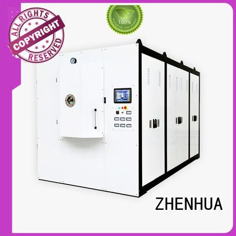 ZHENHUA Brand hard film Magnetron Sputtering Coating machine manufacture