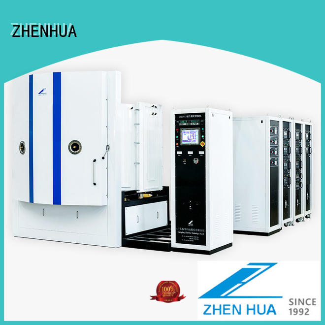 ZHENHUA Brand plating film experimental magnetron Magnetron Sputtering Coating machine