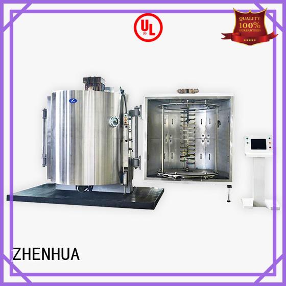 ZHENHUA stainless steel vacuum coating equipment gx500 for ceramics