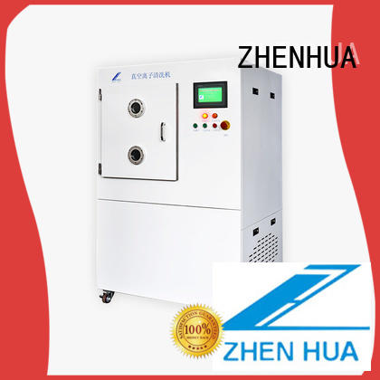 ZHENHUA Brand front COG semiconductor plasma surface treatment