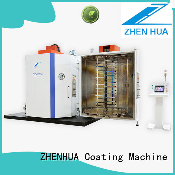 Auto-Lamp Protective Film Coating Equipment evaporation Decorative Film Coating Equipment ZHENHUA Brand