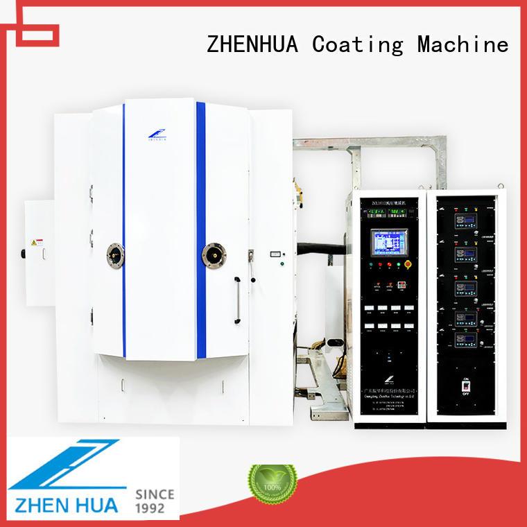 magnetic control super Experimental Magnetron Copating Machine plating ZHENHUA company