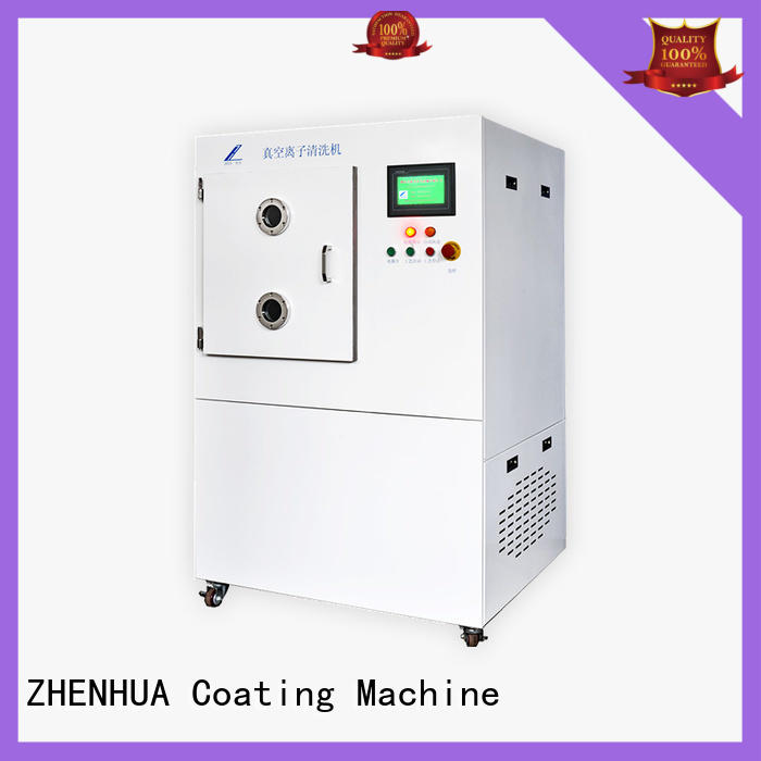 protective plasma cleaning equipment design for metal