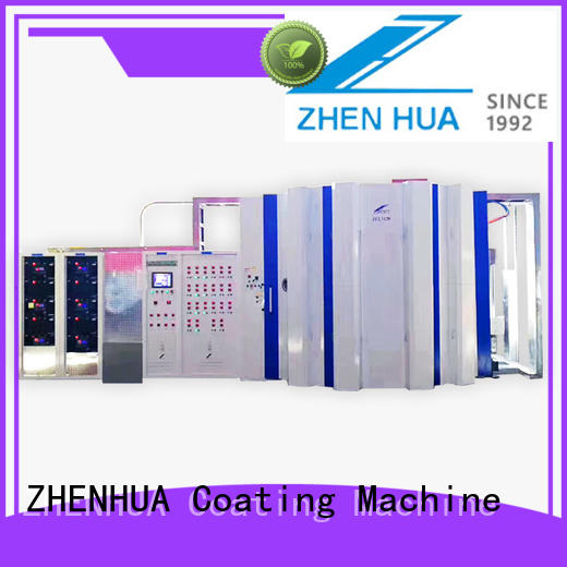 ZHENHUA Brand experimental film Experimental Magnetron Copating Machine optical supplier