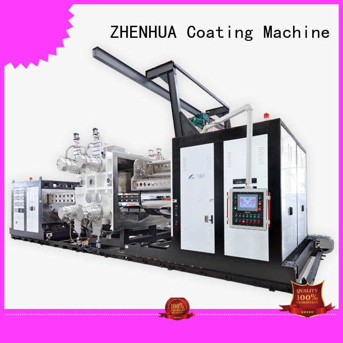 ZHENHUA Brand metal film roll to roll vacuum coating automobiles supplier