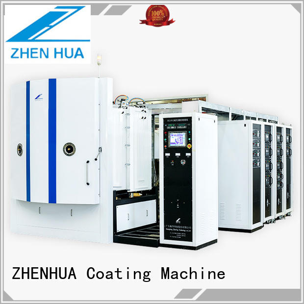film magnetic control Experimental Magnetron Copating Machine magnetron hard ZHENHUA Brand