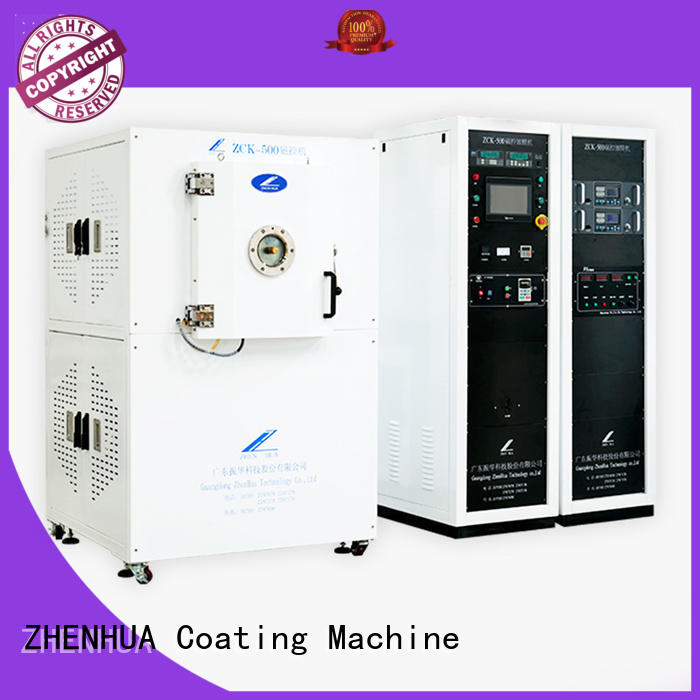 Experimental Magnetron Copating Machine plating Magnetron Sputtering Coating machine ZHENHUA Brand