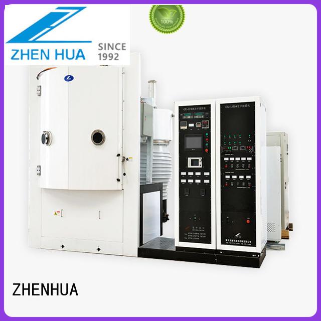 Wholesale anti reflection film Optical Coating Machine ZHENHUA Brand