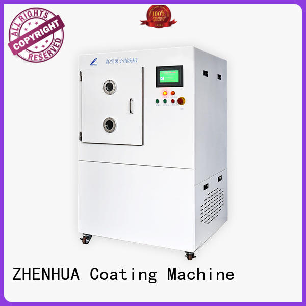 semiconductor LCD processing vacuumion cleaning equipment LCM processing ZHENHUA Brand