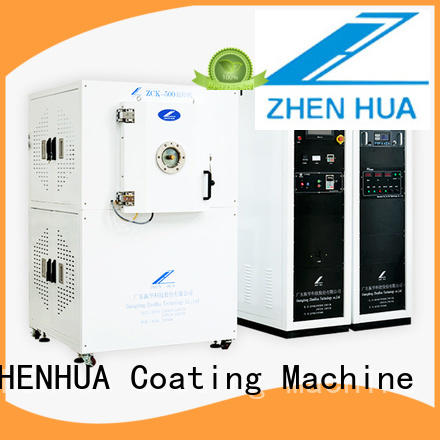 ZHENHUA Brand magnetic control optical Experimental Magnetron Copating Machine plating supplier