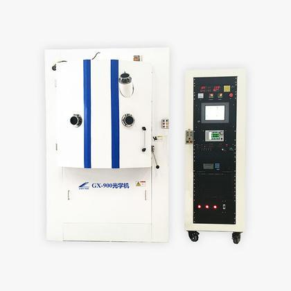 ZHENHUA stainless steel optical hard coating semi-automatic for band pass film