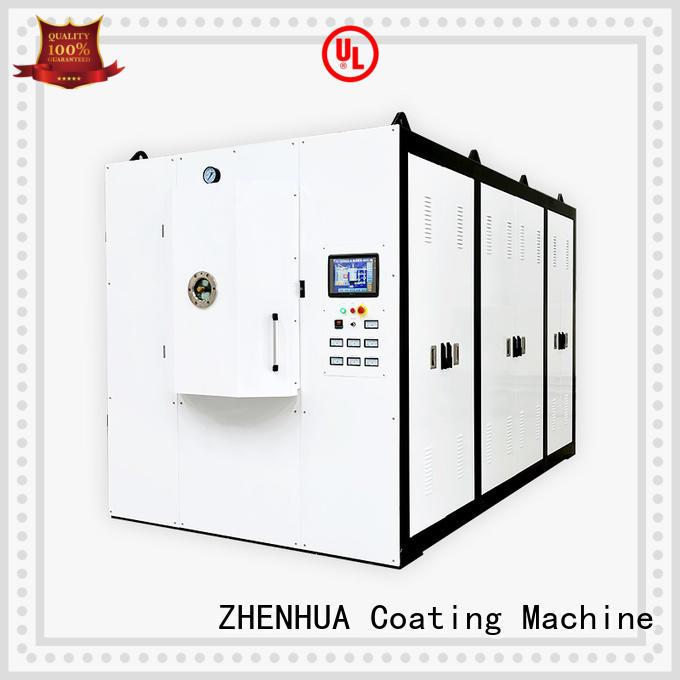 zck1250super hard film coating system supplier for factory ZHENHUA