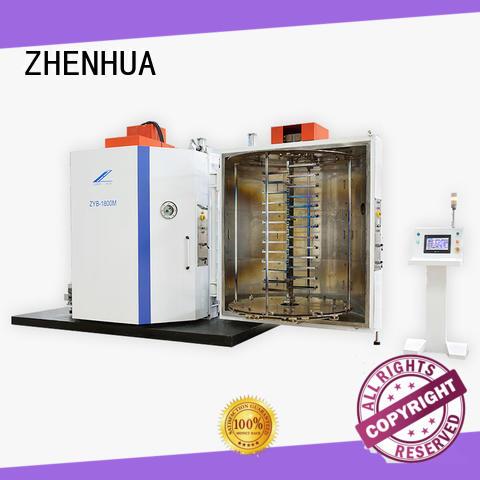 ZHENHUA Brand experimental high end Decorative Film Coating Equipment manufacture