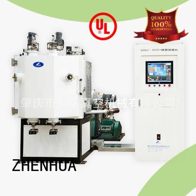anti greasy hard film coating system manufacturer for titanium