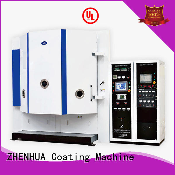touch screen optical hard coating fully automatic for spectroscopic film ZHENHUA