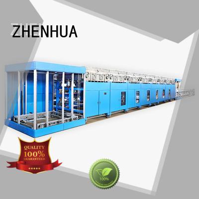 Hot Inline Sputtering System silicon film ZHENHUA Brand