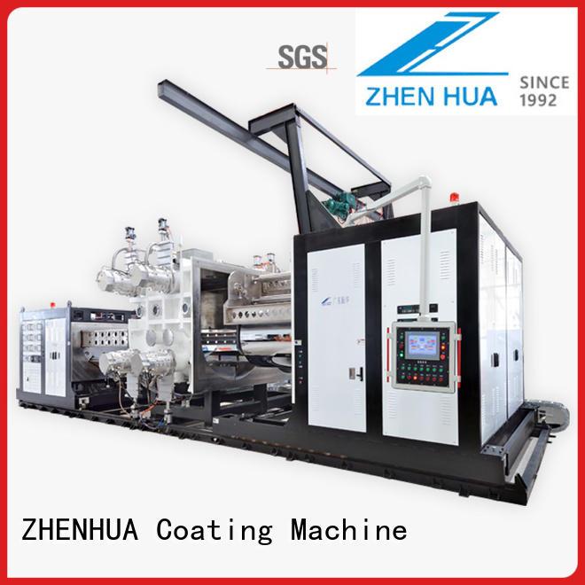machine roll to roll machine roll for SiO2 ZHENHUA