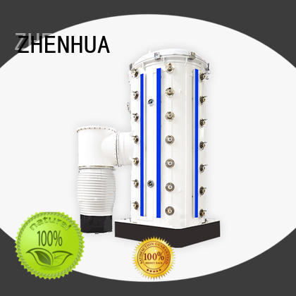 ZHENHUA stainless steel physical vapor deposition coating machine fully automatic for factory