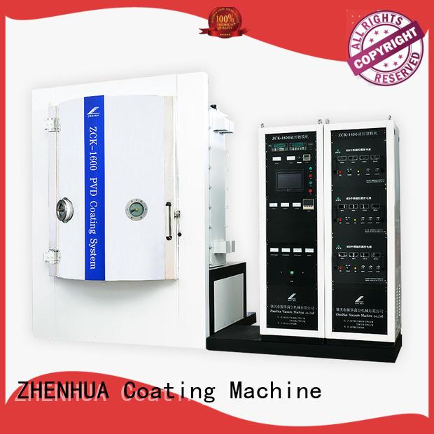 Wholesale plating Magnetron Sputtering Coating machine ZHENHUA Brand