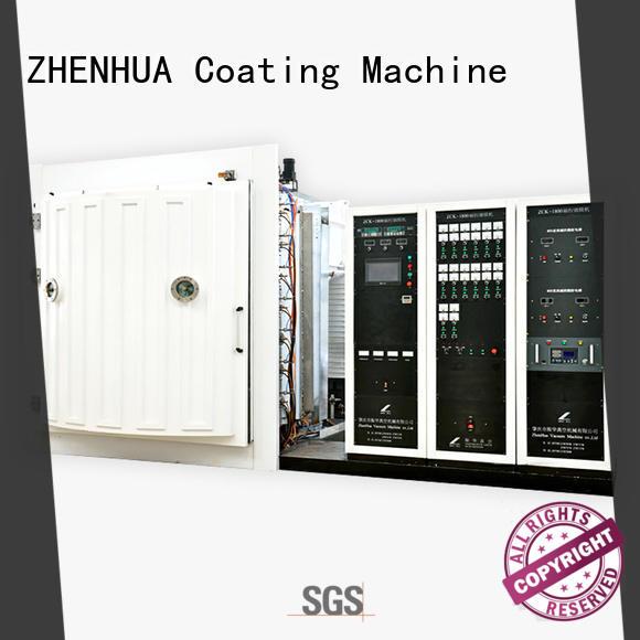 ZHENHUA optical physical vapor deposition coating system customized for ceramics
